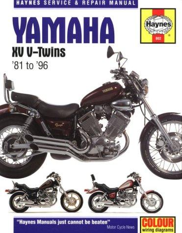 Yamaha Virago Manual - 7