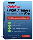 Nolo software Quicken Legal Business Pro