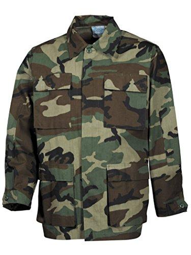 US Army BDU Feldjacke woodland