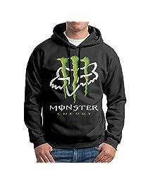 Fox Racing Team Men's Pullover Black Hoodie