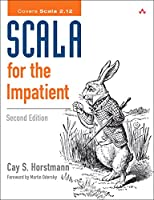 Scala for the Impatient, 2nd Edition Front Cover