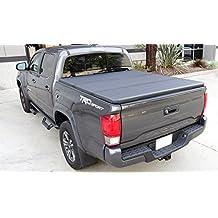 Tri-Fold Hard Tonneau Cover for Toyota Tacoma Access Cab 6' Bed 2005-2015