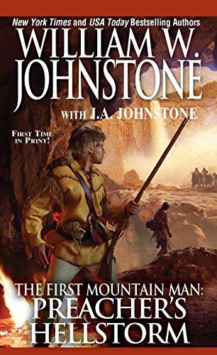 Preacher's Hellstorm (Preacher/First Mountain - Johnstone William