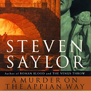 A Murder on the Appian Way Audiobook