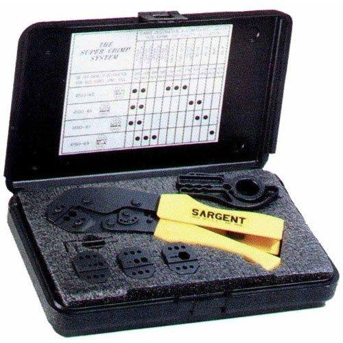 Sargent Tk4150 Universal Coax Crimping Kit