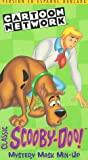Scooby-Doo - Mystery Mask Mix-Up [VHS]