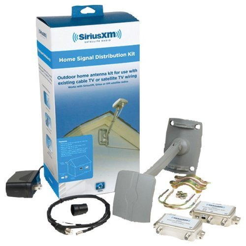 Sirius Home Distribution Kit - 7