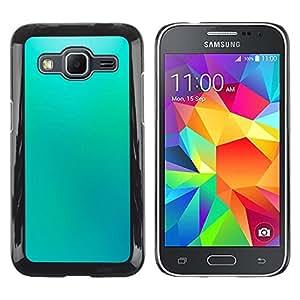 Paccase / Dura PC Caso Funda Carcasa de Protección para - Blue Wallpaper Light Sky Relaxing Paint - Samsung Galaxy Core Prime SM-G360
