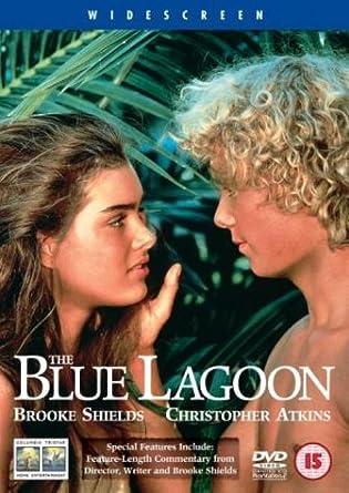 The Blue Lagoon Dvd Amazon Co Uk Brooke Shields