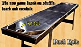 Puck Hole - A Mix Between Shuffleboard and Cornhole