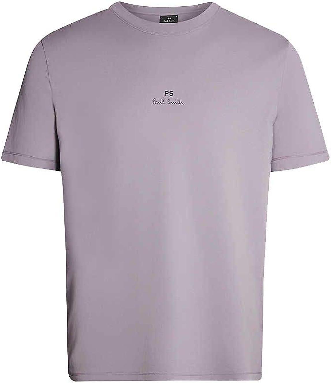 PS by Paul Smith Luxury Fashion Hombre M2R226TB2052453 Morado T-Shirt   Otoño-Invierno 19: Amazon.es: Ropa y accesorios