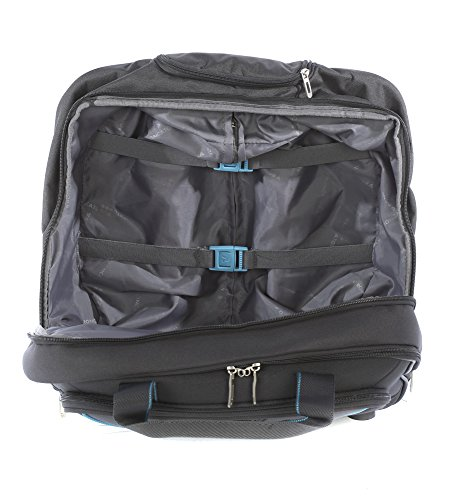 Roncato Trolley Laptop Rollkoffer,  Grau (Antracite)