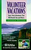 Volunteer Vacations, Bill McMillon, 1556523637