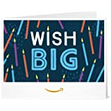 Amazon.com.au Gift Card - Print - Birthday Wish Big