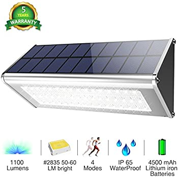 Solar Motion Sensor Security Light Scopow 50 Led