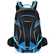 TOMSHOO 20L/30L Backpack & Hiking Backpack Waterproof | Cycling Backpack Lightweight | Daypack for Camping Hiking…