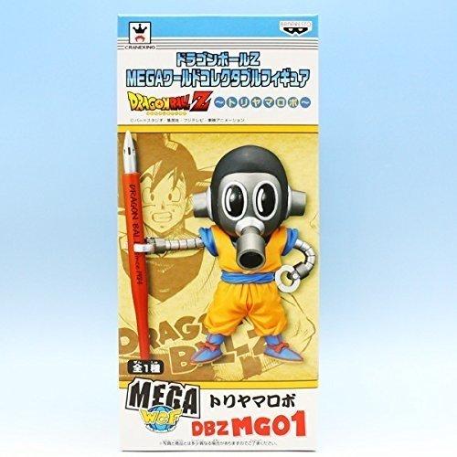 Dragon Ball Z MEGA Warudokorekutaburufigyua ~ ~ Toriyamarobo Banpresto