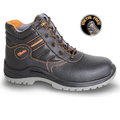 Beta 7206BKK - Zapatos de seguridad, talla 43