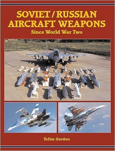 Amazon com: Soviet/Russian Aircraft Weapons Since World War II