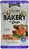 Three Dog Bakery Gracie'S Gourmet Entrée For Dogs, Chicken Carrots Green Beans & Rice Recipe, 12 Oz