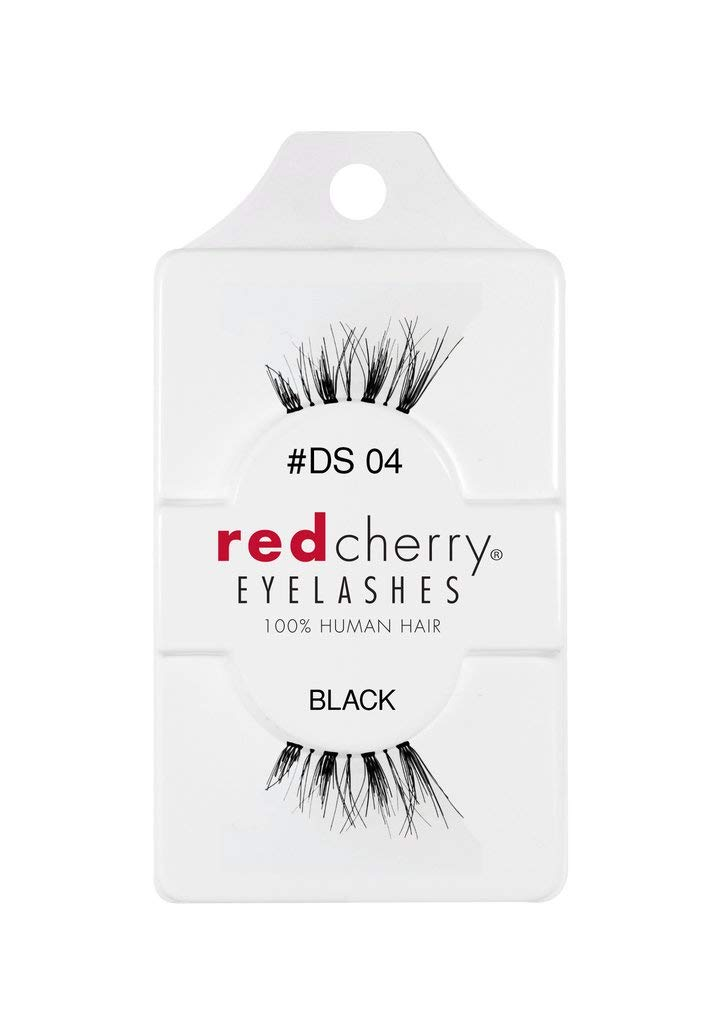 5965ea434cd Amazon.com : Red Cherry-ds04-(demi Lash)-3pack : Beauty