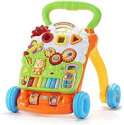 Andadores para Bebés Andador de la Carretilla multifunción Anti ...