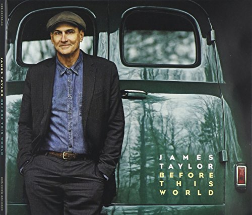 James Taylor - Before This World {Deluxe Edition} CD with 3 Bonus Tracks and  (Limited Edition Target)
