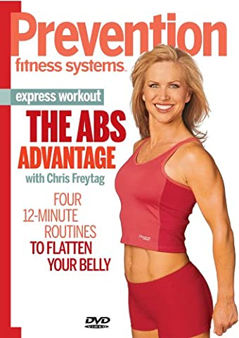 Prevention Fitness Systems: The Abs Advantage With Chris Freytag - Prevention Fitness Systems