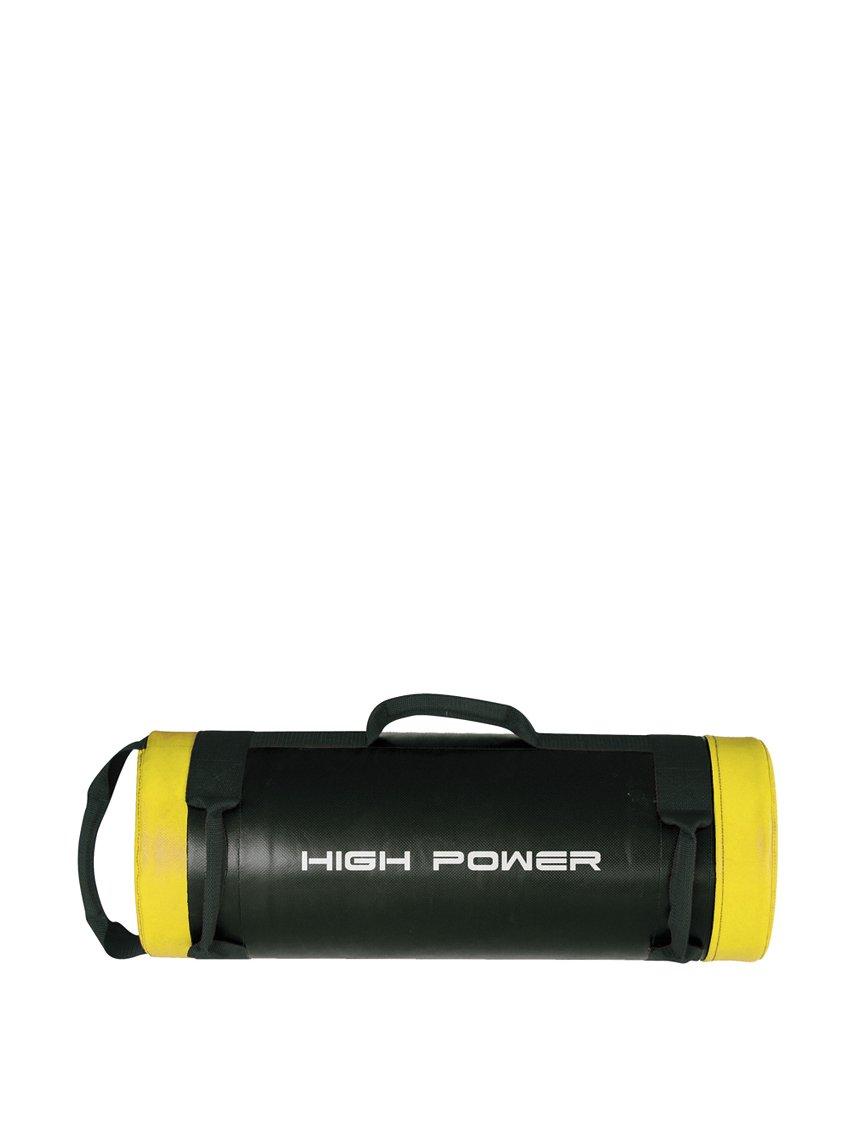 HIGH POWER Gewichtstasche Power Bag 10 Kg schwarz/gelb HPSB4102_-5