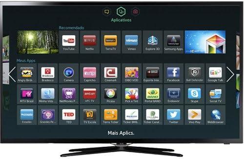 Samsung UE40F5500AKXXU LED TV - Televisor (1016 mm (40