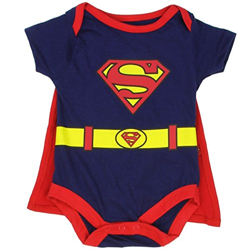 Infant Onesie Creeper (Superman Infant Baby Boys