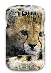 AndrewTeresaCorbitt Case Cover Protector Specially Made For Galaxy S3 Baby Jaguar
