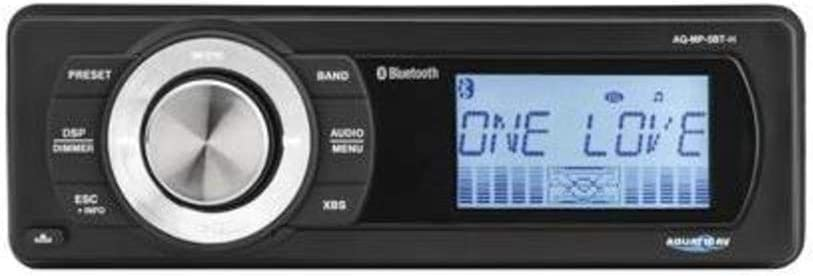 Aquatic AV AQ-MP-5BT-H Harley Davidson Bluetooth//MP3 Stereo