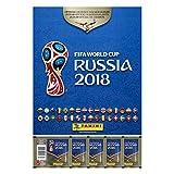 Panini 2018 FIFA World Cup Russia Combo - 1 Official Album & 90 Stickers