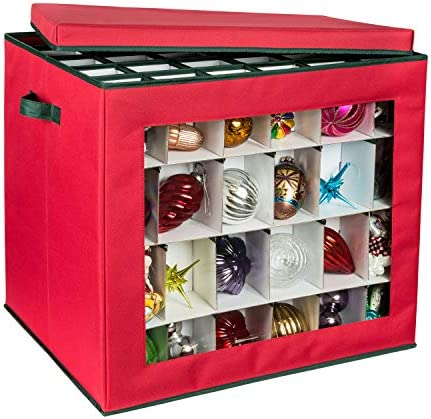 Honey-Can-Do SFT-08362 Storage, Red