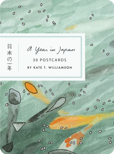 A Year in Japan: 30 Postcards