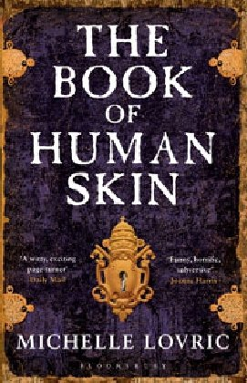 Book cover for Book of Human Skin