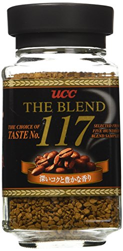 UCC - The Blend 117 Instant Coffee 3.52 Oz.