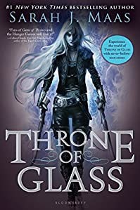 Throne Of Glass by Sarah J. Maas ebook deal