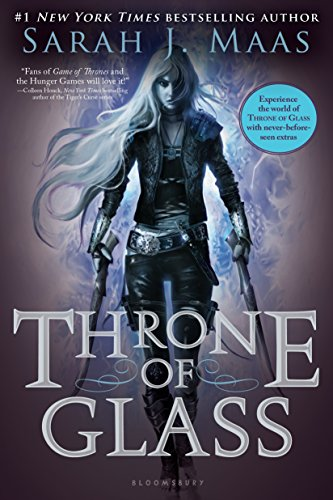 Image result for maas throne of glass book 1