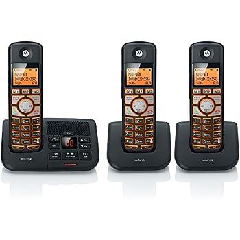 amazon com vtech cs6328 3 dect 6 0 cordless phone system with 3 rh amazon com vtech dect 6.0 cs6328-3 manual VTech Phonics