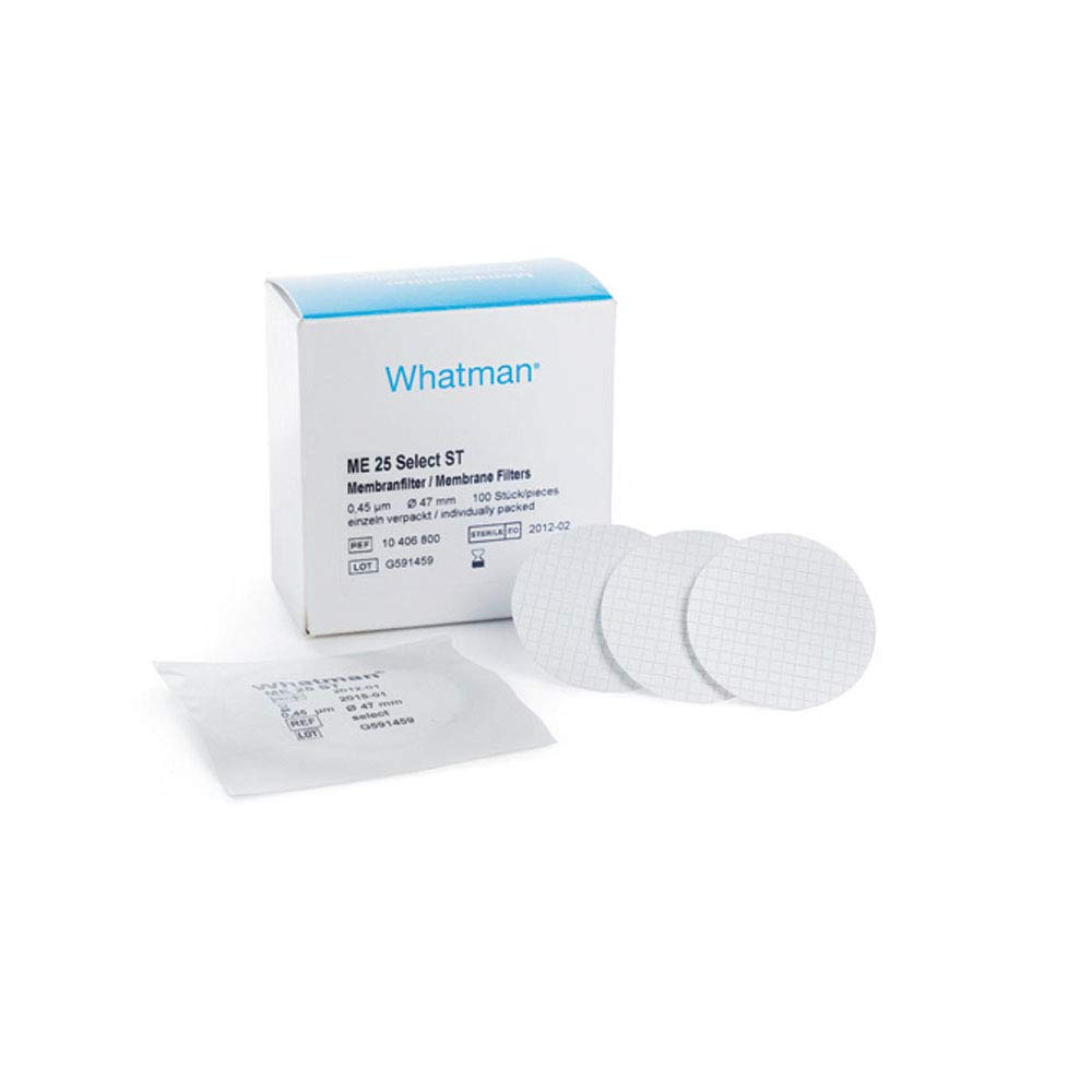 Whatman 10407314 ME25/21 Filter Membrane, Mixed Cellulose ...