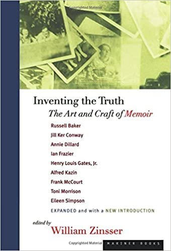 Image result for inventing the truth the art and craft of memoir