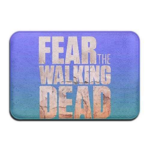 The Walking Dead Non Slip Door Mat (Walking Dead Dog Merchandise compare prices)
