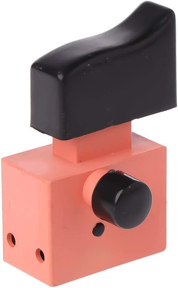 RRI/FA2-6 2B 250V ~ 5E4 Bloqueo de la herramienta el/éctrica M/áquina de corte Interruptor de amoladora angular de taladro el/éctrico