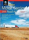 Rand Mcnally 2016 Motor Carriers' Road Atlas (Rand Mcnally Motor Carriers' Road Atlas Deluxe Edition)