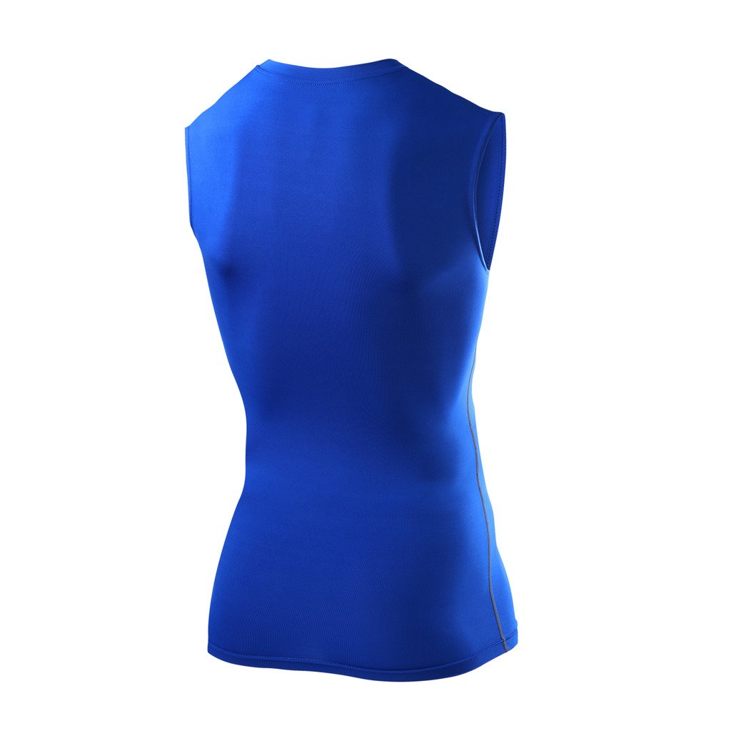 PowerLayer Mens /& Boys Compression Base Layer Top Sleeveless Tank Thermal Under Shirt