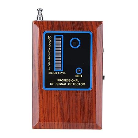 Detector de cámara Oculta Anti espía, Detector de Errores de RF ...