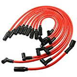 JDMSPEED New Performance Spark Plug Wire Set 10.5mm For 1992-1997 Chevy GM LT1 LT4 5.7L 4.3L