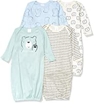 Gerber Baby-Girls 4-Pack Gown